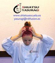 Resaca Alivia los Sintomas con Shiatsu Cabeza 2
