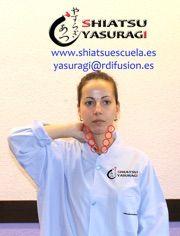 Resaca Alivia los Sintomas con Shiatsu Cuello