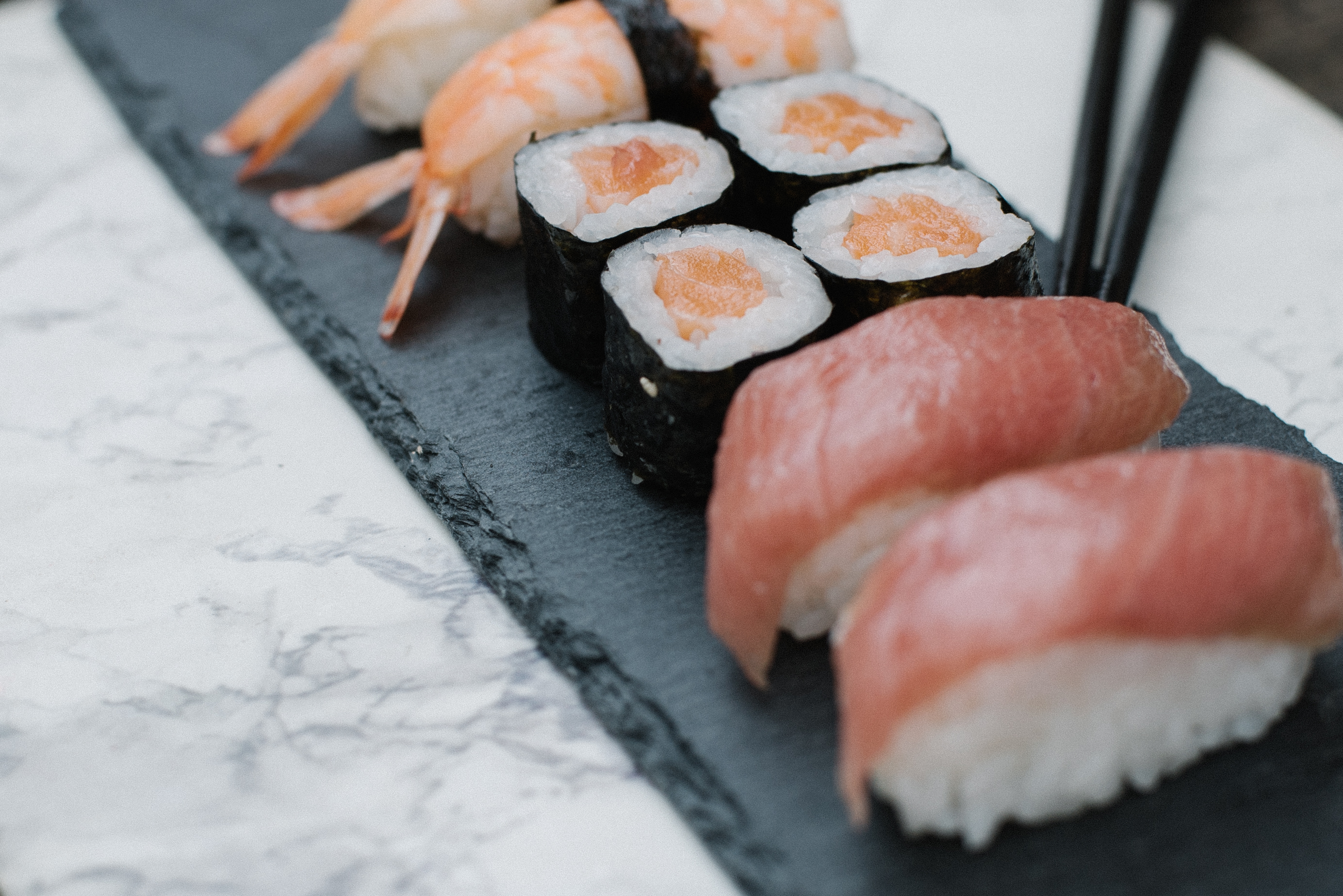 5 beneficios sushi