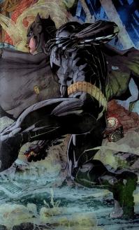 Le plaisir de retrouver Batman, ou plutôt le découvrir pour la première fois.