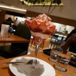 立川パスポートを使おう!「Cafeオアシス」でいちごパフェを食べてきた!