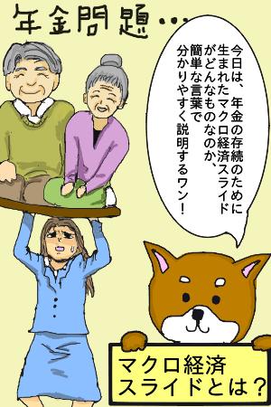 年金問題イメージ