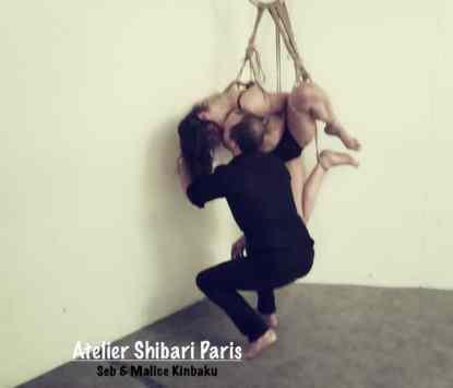 Cours shibari paris / Seb Kinbaku