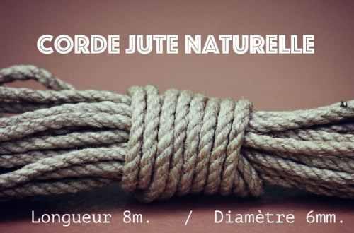 corde shibari jute / Vente
