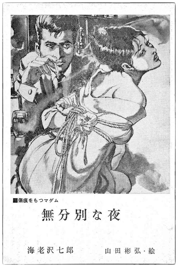 Illustration Shibari et Kinbaku