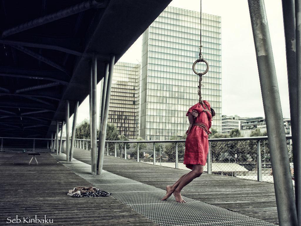 Shooting photo SHIBARI PARIS