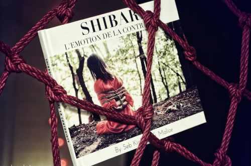 livre photo kinbaku et shibari