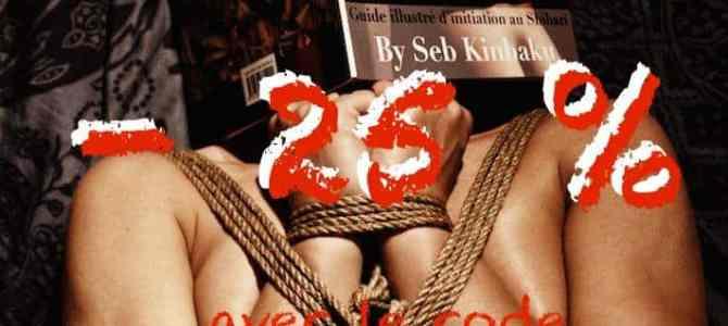Livre Shibari / Guide Shibari Mode d'Emploi