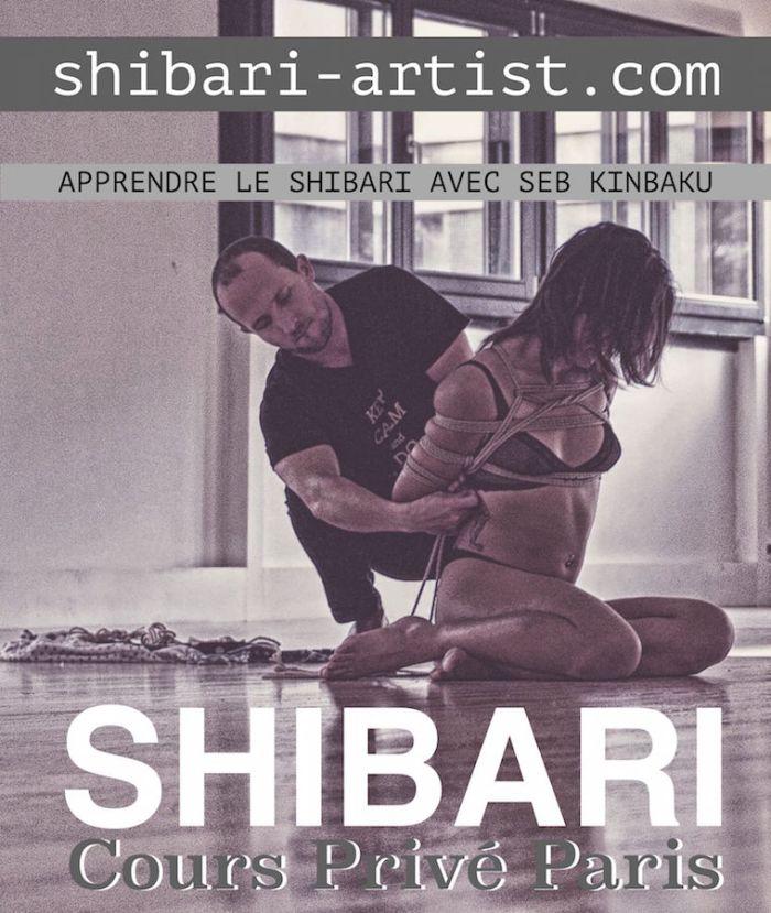 Cours de shibari à domicile