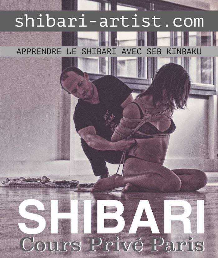 Shibari Private Lesson by Seb Kinbaku