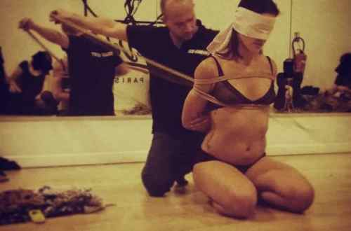 shibari school paris