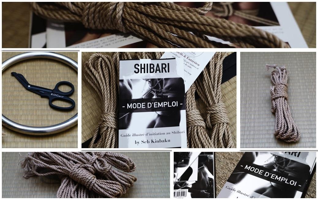boutique shibari par seb kinbaku
