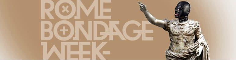 rome bondage week : Shibari & Kinbaku