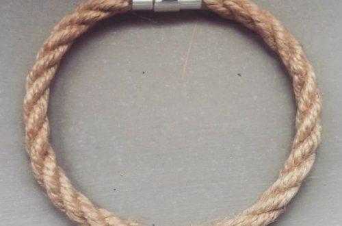 bracelet shibari : bijou bdsm