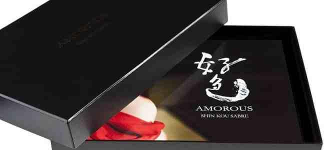 """""""Amorous"""" Shin Kou Sabre"""