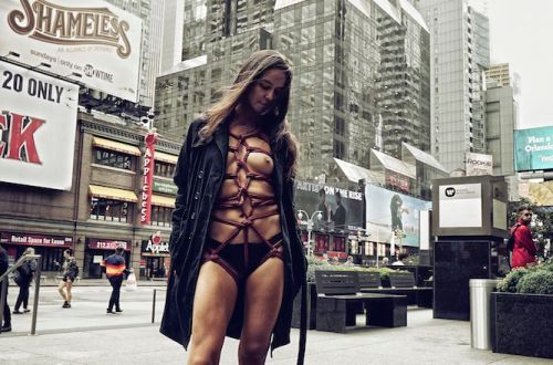 SHIBARI NEW YORK - TIME SQUARE