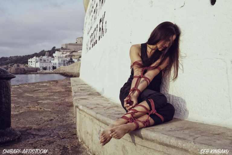Shibari Ibiza Seb Kinbaku