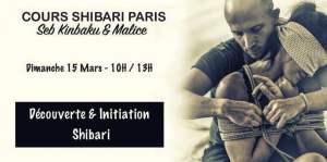 Cours shibari debutant paris