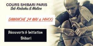 Cours de shibari à Paris