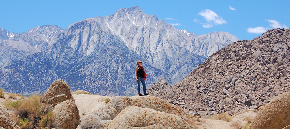 me in the alabama hills- mojave