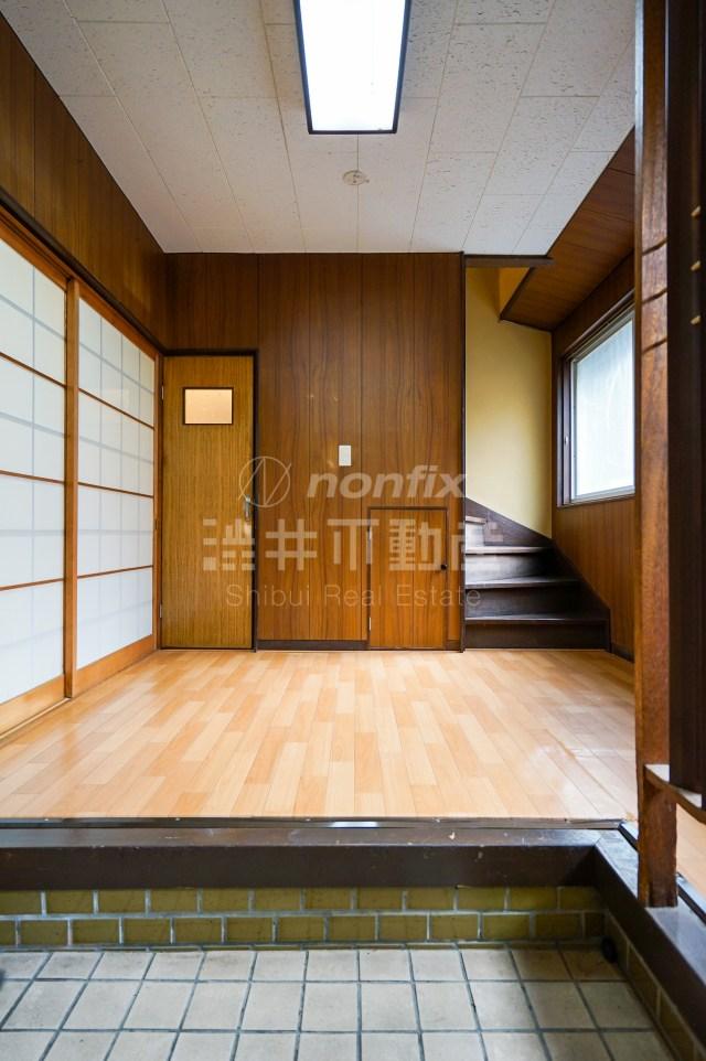 恵美須東一丁目貸家