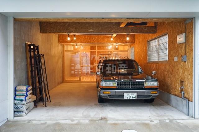 西淀川区花川二丁目ガレージハウス