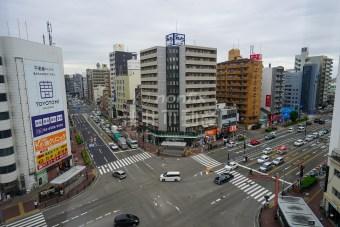 大国町の広々ワンルームは月額7万円、SOHOも可で敷礼ZERO。