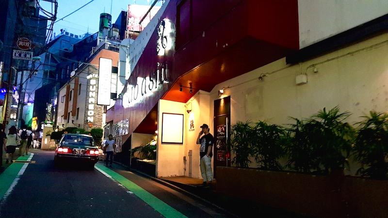 Club Asia Shibuya