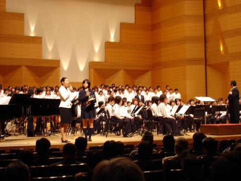 神奈川県立七里ガ浜高等学校創立30周年記念式典・記念行事