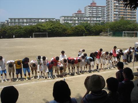 高校サッカー県予選の1次予選の結果
