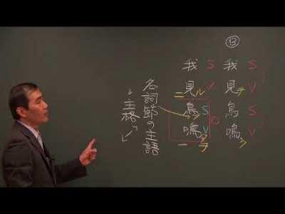 """漢文の基本5-現役灘高生大絶賛!""""句形丸暗記""""ではなく""""構文から理解する"""""""