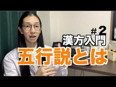 【漢方入門#2】五行説とは!木火土金水の五属性だ!