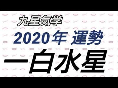 2020年運勢【一白水星】