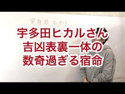 【四柱推命】宇多田ヒカルさん 歌を届けるために産まれてきたような宿命