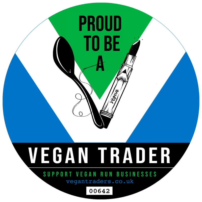 vegan traders union logo