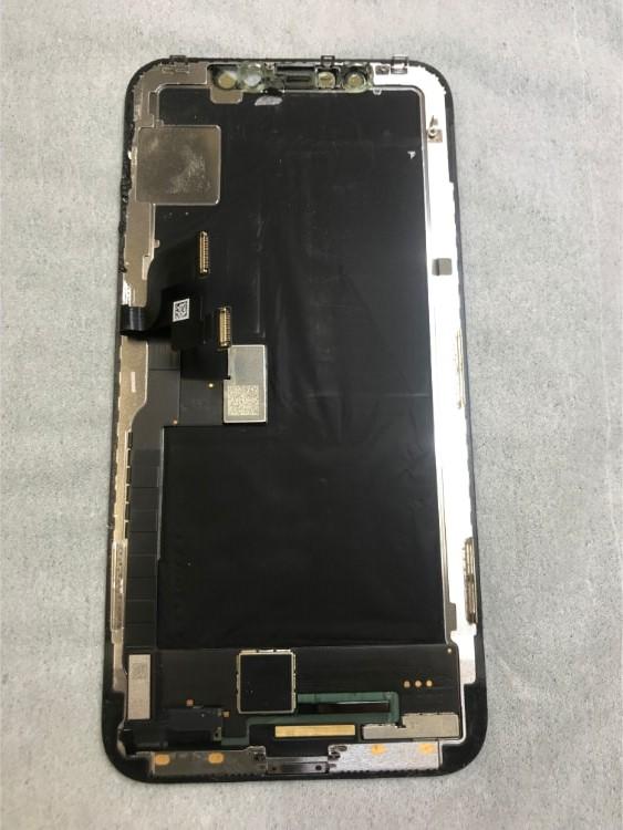 iPhoneXガラス割れのパネル
