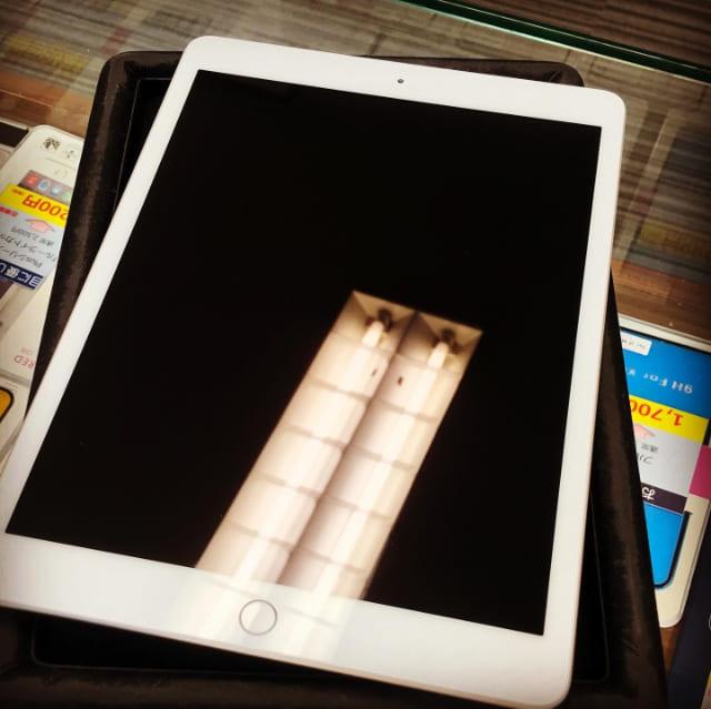 iPad7をガラスコーティング