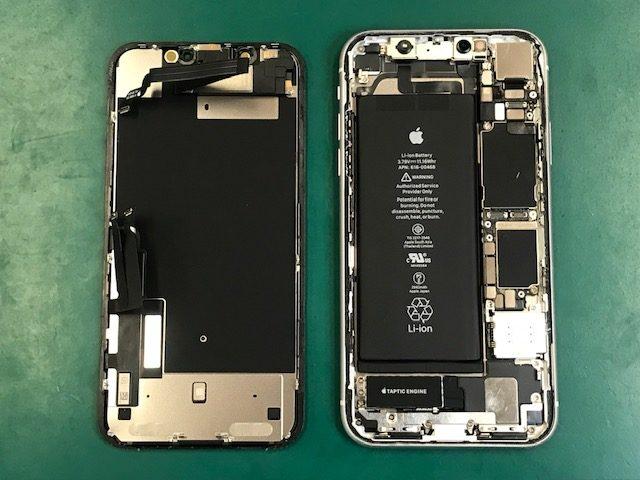 iPhoneXR分解