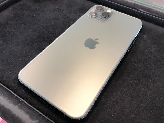 iPhone11Proガラスコーティング