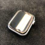 applewatch5をガラスコーティング