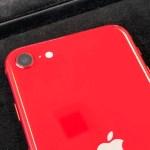 iPhoneSE2ガラスコーティング