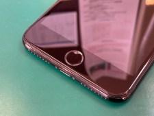 iPhone7Plusのホームボタン破損