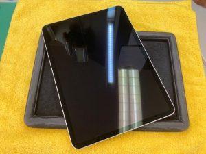 iPad Proをガラスコーティング