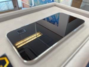 iPhone12Proをガラスコーティング