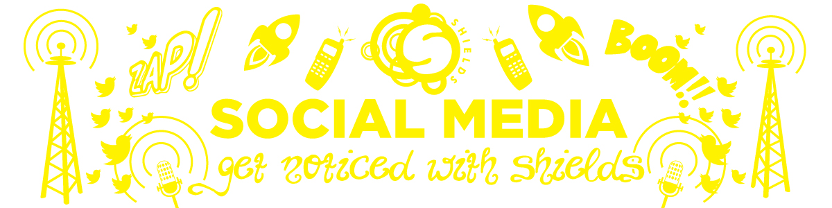 Social Media by Shields Create