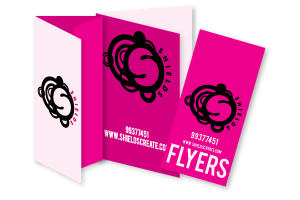 Flyers by Shields Create - Print in Paphos
