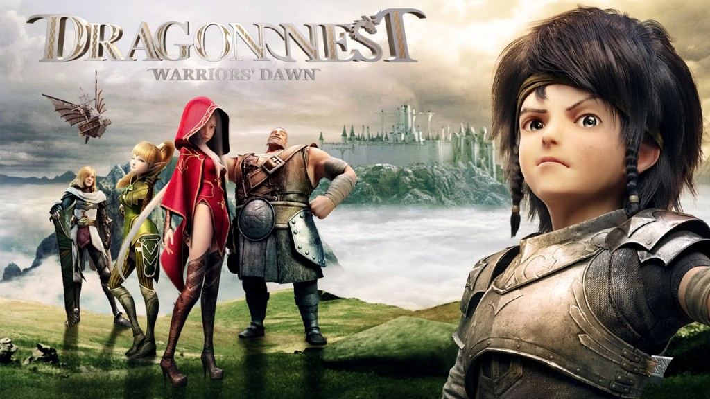 Image result for dragon nest movie