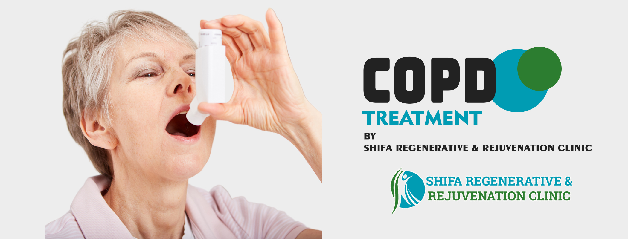 COPD Treatment - Shifa Regenerative and Rejuvenation Clinic