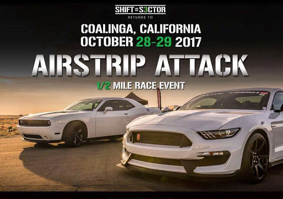 The California Airstrip Attack – October 28th-29th