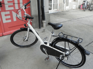 A test bikesharing network for Basel – project